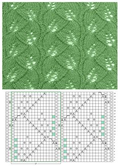 # Knitting - Lilly is Love Lace Knitting Stitches, Lace Knitting Patterns, Cable Knitting, Easy Knitting, Crochet Blanket Patterns, Knitting Designs, Stitch Patterns, Needlepoint Stitches, Drops Delight