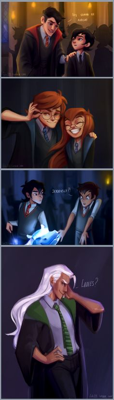 Harry Potter-Voltron crossover - my fave! Hunk in hufflepuff, along with headmaster coran, and either griffindor, or hufflepuff allura, or shes a professor Voltron Comics, Voltron Memes, Voltron Fanart, Form Voltron, Voltron Ships, Voltron Klance, Slytherin, Hogwarts, Dramione