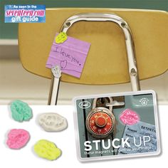 Stuck Up Fridge Magnets