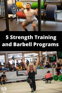 5 Strength Training and Barbell Programs – How to Get Seriously Strong and Pack on Muscle