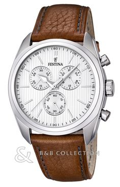 Ceasuri Festina Chronograph F16779/1 B&B Collection