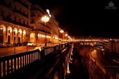 Alger la blanche by night