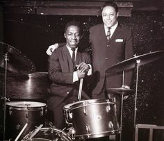 Art Blakey & Horace Silver at Café Bohemia 1956