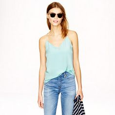 Carrie Cami by J. Crew