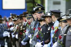 National Law Enforcement Officers Memorial ceremony