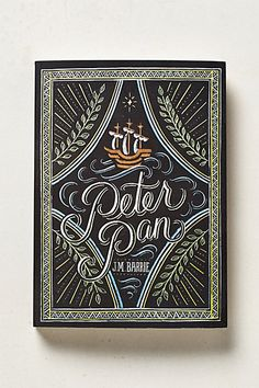 Peter Pan via @Anthropologie