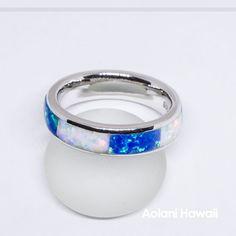 Opal Rings, Silver Rings, Mirror Jewelry Armoire, Cartier Jewelry, Diamond Jewelry, Blue Opal, Free Gifts, Cuff Bracelets, Mosaic