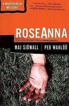 Roseanna: a Martin Beck Police Mystery (1) by Per Wahloo and Sjowall (paperback)