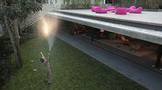 Pabellón de Brasil en la Bienal de Venecia 2012.... StudioMK27