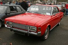 1969 Ford Taunus 17M