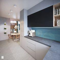 Kuchnia styl Nowoczesny - zdjęcie od COI Pracownia Architektury Wnętrz - Kuchnia - Styl Nowoczesny - COI Pracownia Architektury Wnętrz