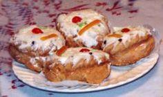 San Joseph Ricotta Pastry / Sfingi di San Giuseppe