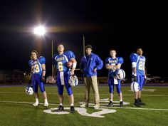 Friday Night Lights - This was definitely one of my faves. I could watch it again and again!