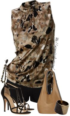 """""""Untitled #629"""" by mzmamie on Polyvore"""