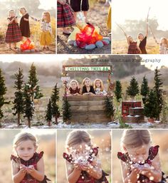 Christmas shoot - too cute.  Renee Hindman Photography