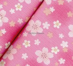 Sakura Kimono Fabric