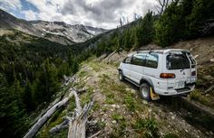 All the adventure you can stand: the Mitsubishi Delica
