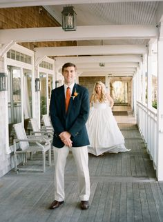 Front porch first look...adorable! Photography By / http://staceyhedman.com,Planning, Styling   Floral Design By / http://lovelylittledetails.com