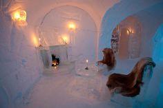 Sorrisniva Igloo Hotel, Alta Norway