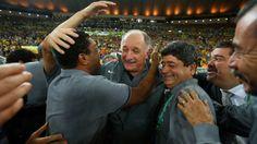 "Scolari: Brazil must aim high. Scolari also claimed the hosts had an ""obligation"" to take the crown. #brazil #futbol #futebol #calcio #football #soccer #fussball #fifa #copadomundo2014 #worldcup2014 #copadelmundo2014 #coupedumonde2014"