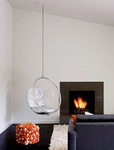 bubble chair h ngesessel von adelta online kaufen designer eero aarnio den bubble chair. Black Bedroom Furniture Sets. Home Design Ideas