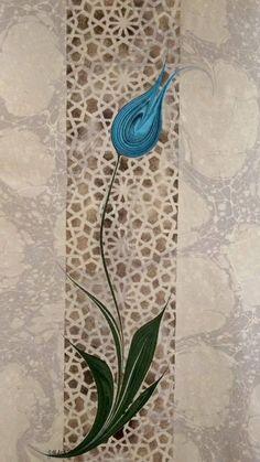 Islamic Art Pattern, Pattern Art, Ebru Art, Mandala, Guache, Turkish Art, Indian Artist, Marble Art, Illustration Art