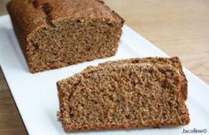 Dutch 'ontbijtkoek' without sugar Dutch Recipes, Sweet Recipes, Baking Recipes, Cake Recipes, Dessert Recipes, Sugar Free Breakfast, Breakfast Cake, Healthy Cake, Healthy Baking