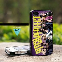 Get Pitch Perfect 4 - For iPhone 4 or 4s Black Case Hard Cover