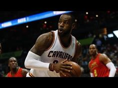 Cleveland Cavaliers vs Atlanta Hawks  1st Half Highlights | April 8 2017 | 2016-17 NBA Season