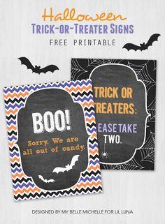 FREE Halloween Trick