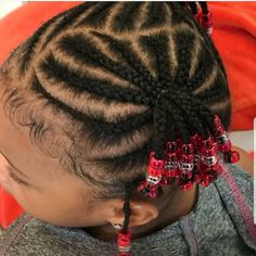 Braided Hairstyles For Kids: 43 Hairstyles For Black Girls New Site Black Girl Hairstyles For Kids Black Braided Clic Girls Hairstyles Kids Site Toddler Braided Hairstyles, Toddler Braids, Cute Little Girl Hairstyles, Black Kids Hairstyles, Baby Girl Hairstyles, Natural Hairstyles For Kids, Braids For Kids, Girls Braids, Natural Hair Styles