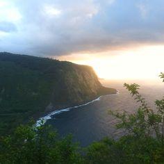 Beautiful view from Hawaii.