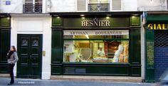 Besnier Père et Fils* - 40 rue de Bourgogne 7e. Mon -Fri 7am-8 pm. Excellent quality pastries, try tart figue Pistache, coup de soliel, and Brioche Chocolat.