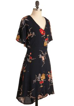 9. Top 3 Modcloth dresses for success: This dress reminds me of the 40s (perfect for the vintage aspect of my store!) and the asymmetrical hem gives it a modern twist. #modcloth #makeitwork
