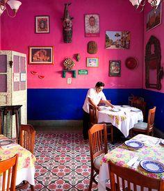 Australian Gourmet Traveller travel guide to Merida, Mexico.