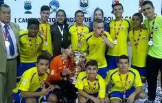 IMÁGENES: Colombia campeón del Mundial Sub-17 de Futbol de Salón | Colombia