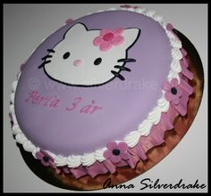 Cake - Hello Kitty