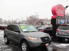 This 2009 Hyundai Santa Fe GLS is listed on Carsforsale.com for $7,995 in Milwaukee, WI. This vehicle includes 4wd Type - On Demand, Abs - 4-Wheel, Active Head Restraints - Dual Front, Airbag Deactivation - Occupant Sensing Passenger, Antenna Type - Element, Anti-Theft System - Alarm, Anti-Theft System - Engine Immobilizer, Auxiliary Audio Input - Usb, Body Side Moldings - Accent, Body Side Reinforcements - Side Impact Door Beams, Braking Assist, Cargo Area Light, Child Seat Anchors - Latch…