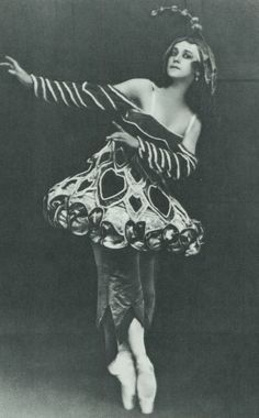 Tamara Karsavina was a Principal Artist of the Imperial Russian Ballet and later Diaghilevs Ballets Russes. After graduating from the Imperial Ballet School, she was a leading ballerina of Tsars Imperial Ballet