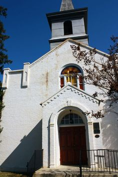 Old St. Mary's Church, Rockville, MD
