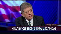 2/7/16 -Judge Nap. sat down with Judge Jeanine Pirro, to weigh the dangers of a potential President Hillary Clinton. . . Hillary 'Wants to Be President, and She's A Felon !!!'