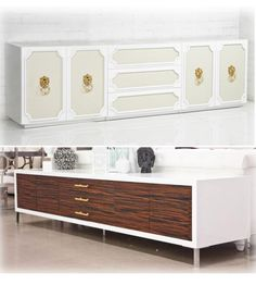 chic credenzas on kelly golightly