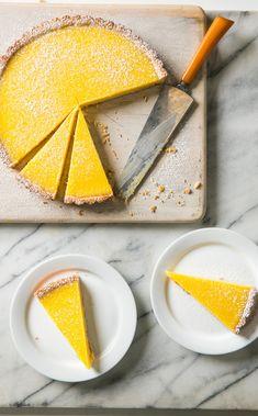 Classic Lemon Tart. Make the most of citrus season with our light, creamy lemon tart.