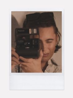 James Reid, Polaroid Film