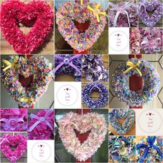Decorative material wreaths start from £15 plus postage. 2-3 week order time Can be made in any colour combination. Www.facebook.com/tiedwithlovewreaths #madetoorder