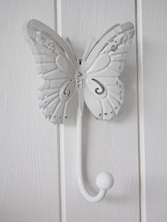 A butterfly hook - Country Cottage Accessories