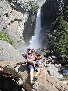Go Explore Nature: An Insider's Guide to Exploring Yosemite National Park With Kids