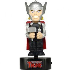Official Marvel Comics Avengers Classic Thor Body Knocker Bobblehead Neca Toy