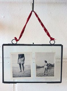Glass Picture Frame by Rockett St. George