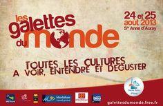 Festival des Galettes du Monde - Ste-Anne d'Auray
